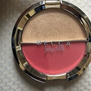 Shimmering skin Perfect mineral blush highlighter